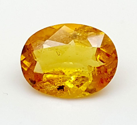 1.05CT ULTRA RARE CLINOHUMITE OF TAJIKISTAN IGCRC24