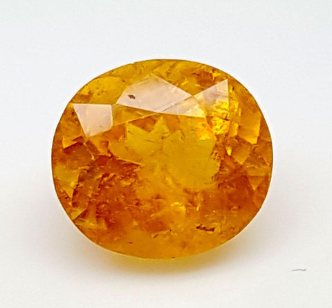 1.45CT ULTRA RARE CLINOHUMITE OF TAJIKISTAN IGCRC27