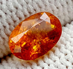 1.1CT ULTRA RARE CLINOHUMITE OF TAJIKISTAN IGCRC35