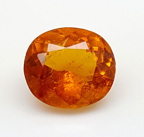 1.65CT ULTRA RARE CLINOHUMITE OF TAJIKISTAN IGCRC04