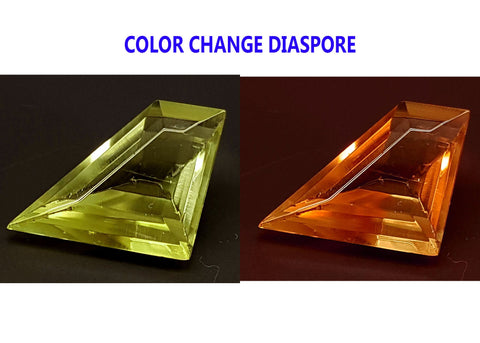 4.4CT DIASPORE COLOR CHANGE ZULTANITE IGCDS10
