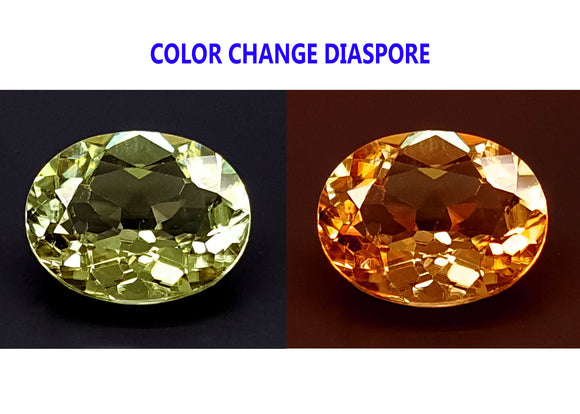 2.6CT DIASPORE COLOR CHANGE ZULTANITE IGCDS11 - imaangems17