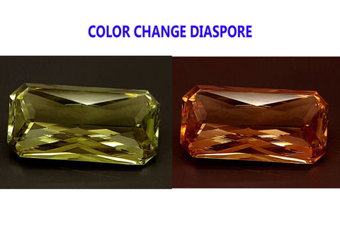 7.45CT DIASPORE COLOR CHANGE ZULTANITE IGCDS04