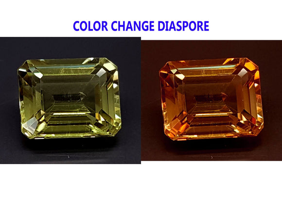 2.8CT DIASPORE COLOR CHANGE ZULTANITE IGCDS05 - imaangems17