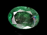 2.15CT NATURAL EMERALD ZAMBIA IGCZE08