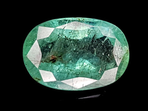 1.95CT NATURAL EMERALD ZAMBIA IGCZE12