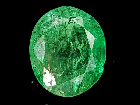 1.73CT NATURAL EMERALD ZAMBIA IGCZE15