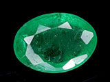 1.32CT NATURAL EMERALD ZAMBIA IGCZE22