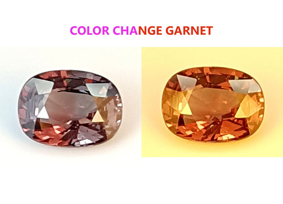 1.55 CT GARNET COLOR CHANGE GEMSTONE IGCCGR10 - imaangems17