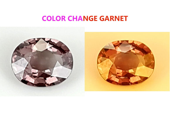 1.45 CT GARNET COLOR CHANGE GEMSTONE IGCCGR11 - imaangems17