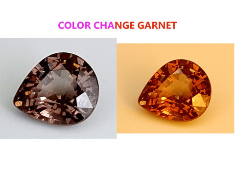 1 CT GARNET COLOR CHANGE GEMSTONE IGCCGR33