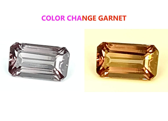1.25 CT GARNET COLOR CHANGE GEMSTONE IGCCGR35 - imaangems17