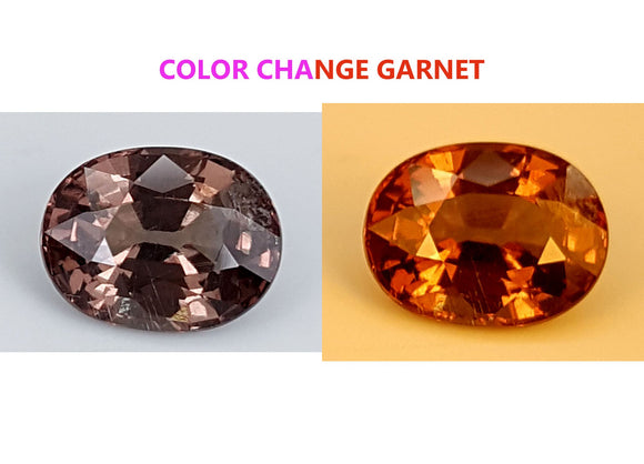 1.4 CT GARNET COLOR CHANGE GEMSTONE IGCCGR04 - imaangems17