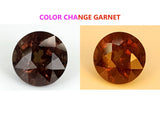 2.7 CT GARNET COLOR CHANGE GEMSTONE IGCCGR05