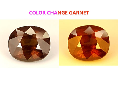 4.65 CT GARNET COLOR CHANGE GEMSTONE IGCCGR06