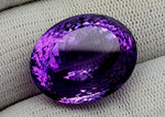 40CT NATURAL AMETHYST GEMSTONES IGCAMTH31