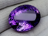 68CT NATURAL AMETHYST GEMSTONES IGCAMTH05 - imaangems17