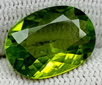 5.15CT Peridot  Of Pakistan Origin igctnpp10