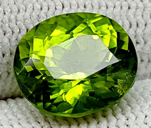 5CT  Peridot  Of Pakistan Origin igctnpp15
