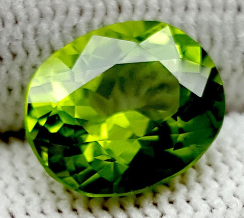 3.25CT Peridot  Of Pakistan Origin igctnpp24