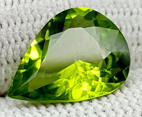 3.45CT Peridot  Of Pakistan Origin igctnpp26