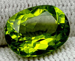 3.85CT  Peridot  Of Pakistan Origin igctnpp42