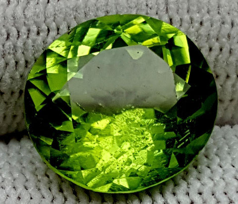 6.35CT  Peridot  Of Pakistan Origin igctnpp49