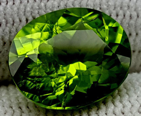 4.90CT  Peridot  Of Pakistan Origin igctnpp50 - imaangems17