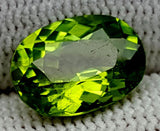 2.95CT  Peridot  Of Pakistan Origin igctnpp55