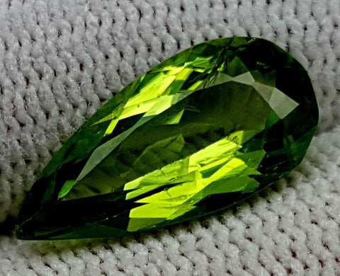 4.65CT  Peridot  Of Pakistan Origin igctnpp58