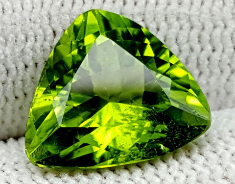 4.75CT Peridot  Of Pakistan Origin igctnpp61 - imaangems17