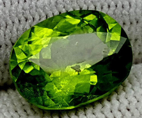 4.50CT Peridot  Of Pakistan Origin igctnpp67