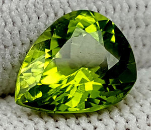 2.65CT  Peridot  Of Pakistan Origin igctnpp06 - imaangems17