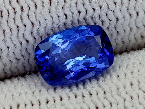 1.23ct Natural Tanzanite Gemstone igcntt20