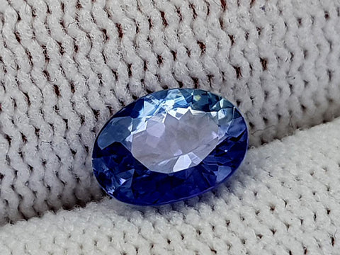 1.15ct Natural Tanzanite Gemstone igcntt26