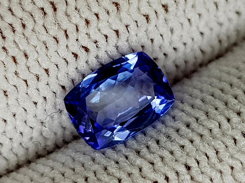 0.92ct Natural Tanzanite Gemstone igcntt27