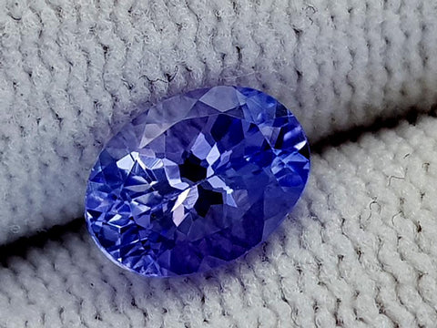 1.31ct Natural Tanzanite Gemstone igcntt41