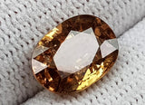 4.49 CT NATURAL ZIRCON GEMSTONE IGCTHZ53 - imaangems17