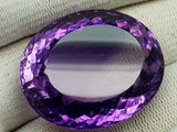 90.75CT NATURAL AMETHYST GEMSTONE IGCNAPAM02