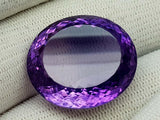 41.55CT NATURAL AMETHYST GEMSTONE IGCNAPAM37 - imaangems17
