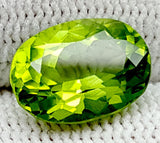 3.75CT Peridot  Of Pakistan Origin igctnpp18 - imaangems17