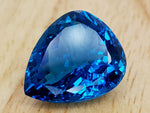17.66CT NATURAL LONDON BLUE TOPAZ GEMSTONE IGCLBT13