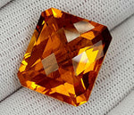 39CT MADEIRA CITRINE TOP CUT STONES IGCNMC05