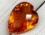 16.35CT MADEIRA CITRINE TOP CUT STONES IGCNMC08