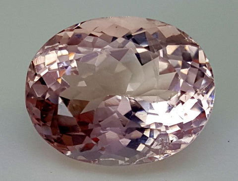 9.95 CT PINK MORGANITE COLLECTORS GEMS IGCMO01