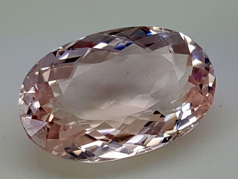 9.85 CT PINK MORGANITE COLLECTORS GEMS IGCMO06
