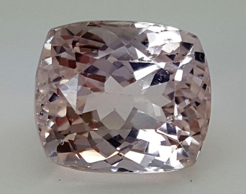 8.65 CT PINK MORGANITE COLLECTORS GEMS IGCMO09