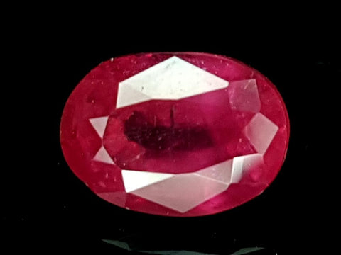 1.22CT NATURAL RUBY HEAT ONLY IGCMR13