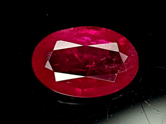 0.85CT NATURAL RUBY HEAT ONLY IGCMR16