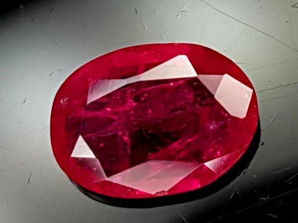 0.88CT NATURAL RUBY HEAT ONLY IGCMR27